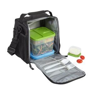 insulated backpack lunch box