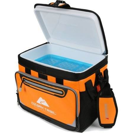 inner design ozark trail jumbo soft cooler