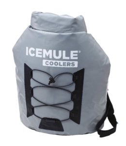 front view of cooler