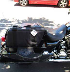AO Coolers motorcycle saddlebags